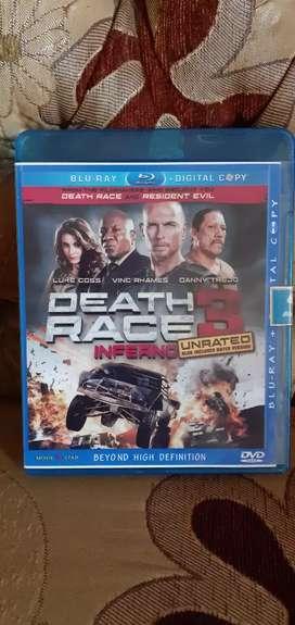 """DVD Blu ray """"Deat Race 3"""""""
