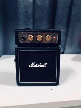 Marshall Mini Amplifier Original