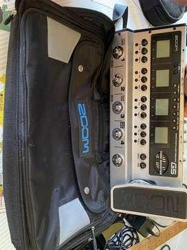 Efek Gitar Zoom G5