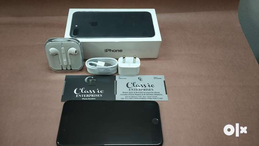 Iphone 7 32gb with all accessories 0