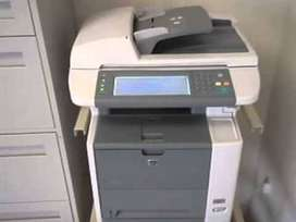 Hp 3035 All In One Mobile Network Printer Photocopier Scanner All in 1
