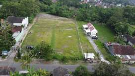 Dijual Tanah Palagan Tepi Jl. Aspal Area Perumahan Palagan