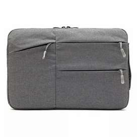 Sleeve Case Shockproof for Laptop 15.6 Inch - C2396 - Gray