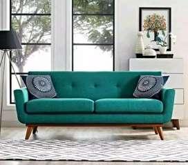 Sofa retro 2 seater