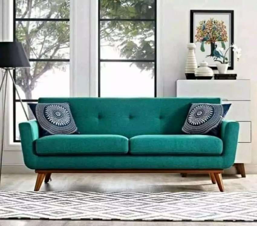 Sofa retro 2 seater 0