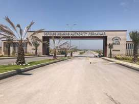 Residential kanal plot for sale in prime location of Sector A, DHA.