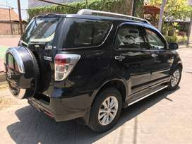 Daihatsu terios 2012 hitam mulus