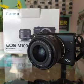 CANON M100 LIKE NEW