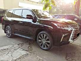 Lexus LX570 2018 / 2017 Istimewa. LX 570  LX luxury