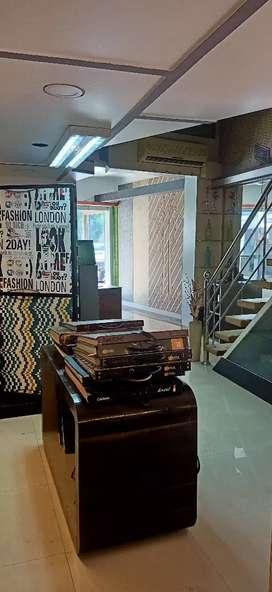 Running Interior designing meterial showroom