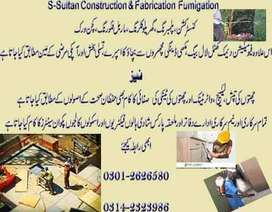 S- SULTAN  ROOF COOL SERVICES & fumigation services.