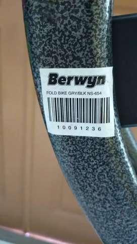 Sepeda statis Berwyn NS 654