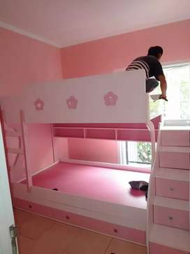 Furniture. Bedkit Tempat tidur anak minimalis modern