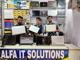 Alfa it Solutions Ranchi offer WITH 4GB RAM WARRANTY SUPPORT CALL ME