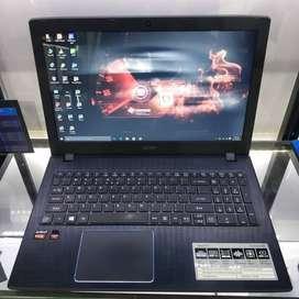 Acer Aspire E5-553G AMD FX-9800P 8GB 128SSD+1TB R8-2GB Black Second