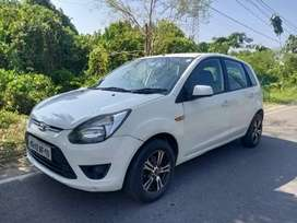 Ford Figo 2010 Titanium Diesel Well Maintained