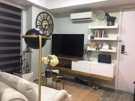 Dijual apartemen The Mansion mewah full furnish bagus siap huni