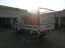 Hyundai Shehzore Pickup (With Deck and Side Wall) Model 2006
