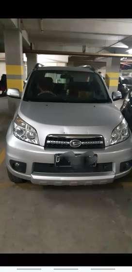 Jual mobil terios 2012 matic