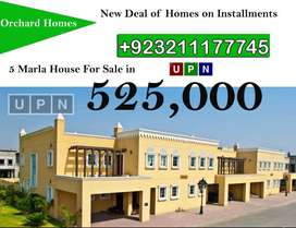 Orchard Home Overseas Enclave, 5 Marla House For Sale in Orchard