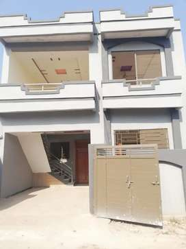 5Marla One And half  Storey House For Sale in  Rawalpindi