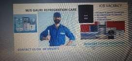 Trained Ref,washing machine Air conditioner RO technician