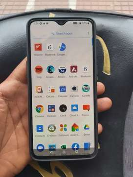 OnePlus 7. 8GB and 256 GB