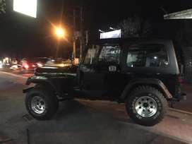 Jual santai jeep cj7 diesel