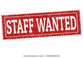 Wanted Waiters and Helpers