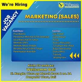 Urgent marketing executive