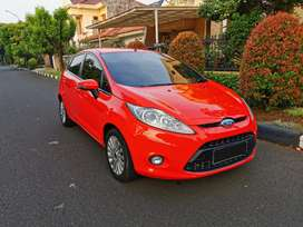Ford Fiesta Trend 1.4 AT Tahun 2013 Good Condition