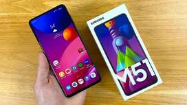 Samsung M51,   Only 5 day Used