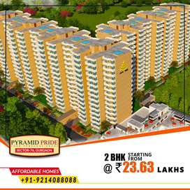 2 BHK Affordable House   Pyramid Pride, Sector 76, Gurgaon