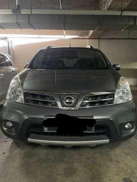 Dijual Cepat! Nissan Livina X-Gear A/T th.2012 kondisi istimewa