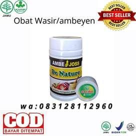 Obat Wasir Ambeien BAB Berdarah Penyakit Ambeyen Ampuh Herbal DeNature
