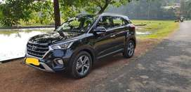 Hyundai Creta 2020 Petrol 5500 Km Driven
