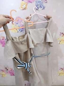 Dress kembar Ibu dan Anak merk soure