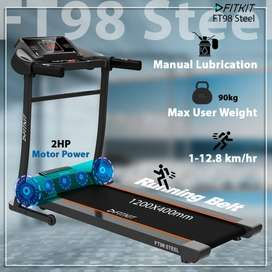 NEW UNSED TREADMILL AT BIG DISCOUNT