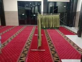 Karpet Masjid & Mushola  Murah & 100% Berkualitas   1 Roll