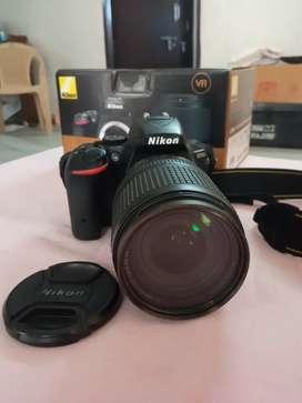 Nikon D5500, 18-140 VR Kit (Black)