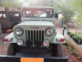 Mahindra Jeep Di  2 wheel