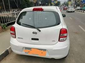 Nissan micra XL personnel car