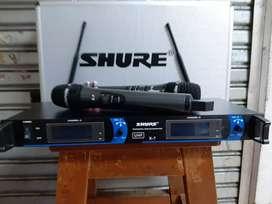 Mic wireless shure X-7 UHF