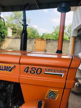 FIAT Tractor 480 Fully Genuine