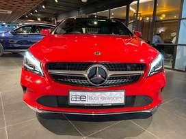 Mercedes-Benz CLA 200 CDI Sport, 2018, Diesel