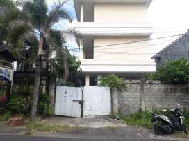 Rumah Kost 3 Lantai Semi Finishing di Jl Pidada Ubung Denpasar Bali