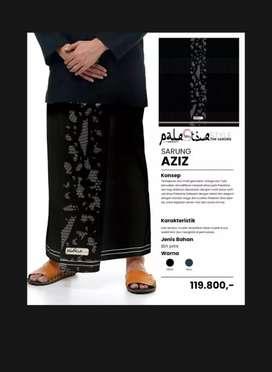 Sarung Rabbani motif Palestina