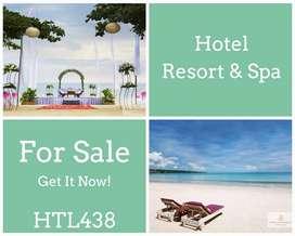 HTL 438 Hotel mewah berbintang di Bali