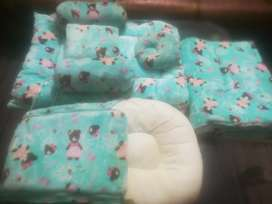 Kids 7 pieces bister set for new born