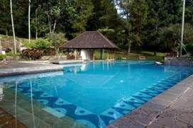 Sewa Villa Ciater Highland Resort Penginapan dekat Lembang Bandung
